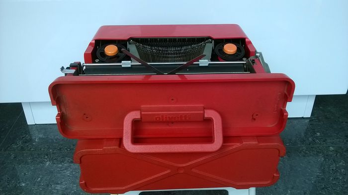 Ettore Sottsass For Olivetti Typewriter Valentine S