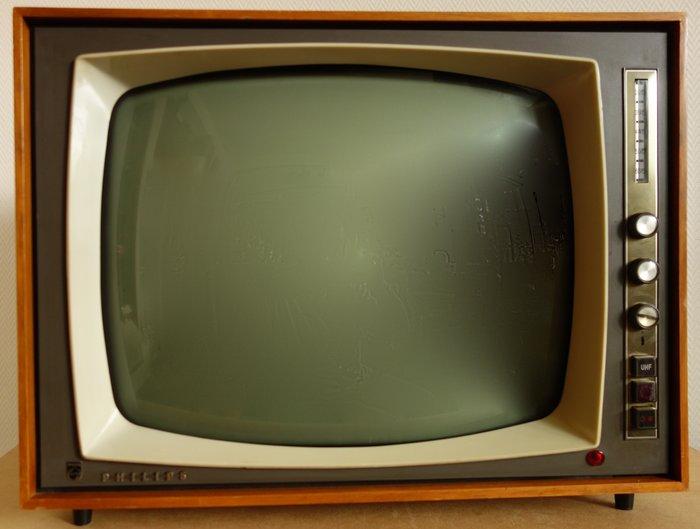 philips 19tx391a tv noir et blanc