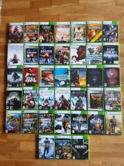 Lot of 38 XBOX 360 games   Catawiki Lot of 38 XBOX 360 games