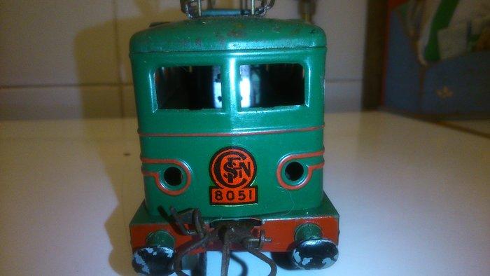 Hornby France Chelle 0 Locomotive Lectrique BB 8051
