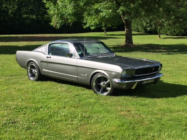 Mustang 429 Ford Fastback 1964