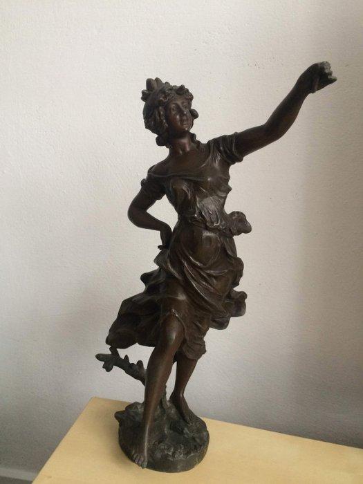 sculpture o ruffony regule 19eme