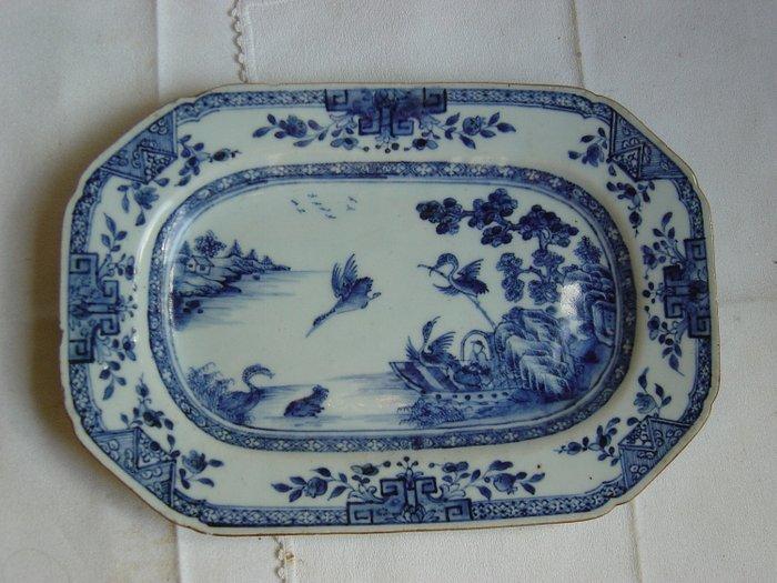 Saucer (1) - Porcelain - Qianlong - China - 18th century - Catawiki