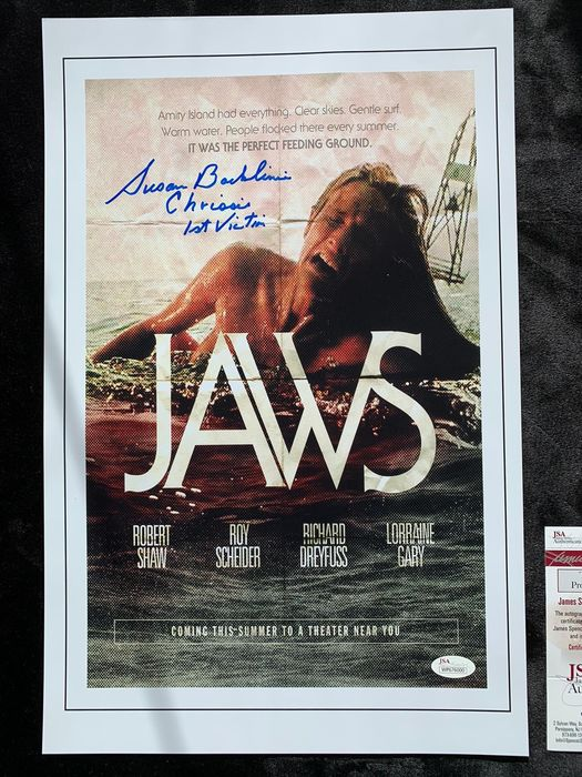 jaws susan backlinie the famous