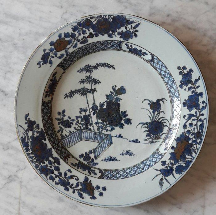 Dish - Porcelain - China - Qianlong (1736-1795) - Catawiki