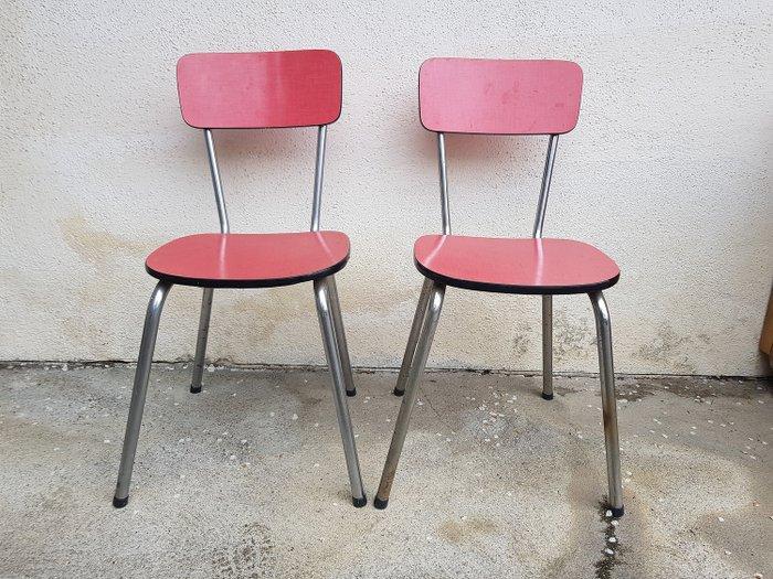 Set 4 sedie richiudibili plexiglass anni 70 vintage acryling folding chairs plia. Vintage Ant Chairs Years 70 2 Catawiki