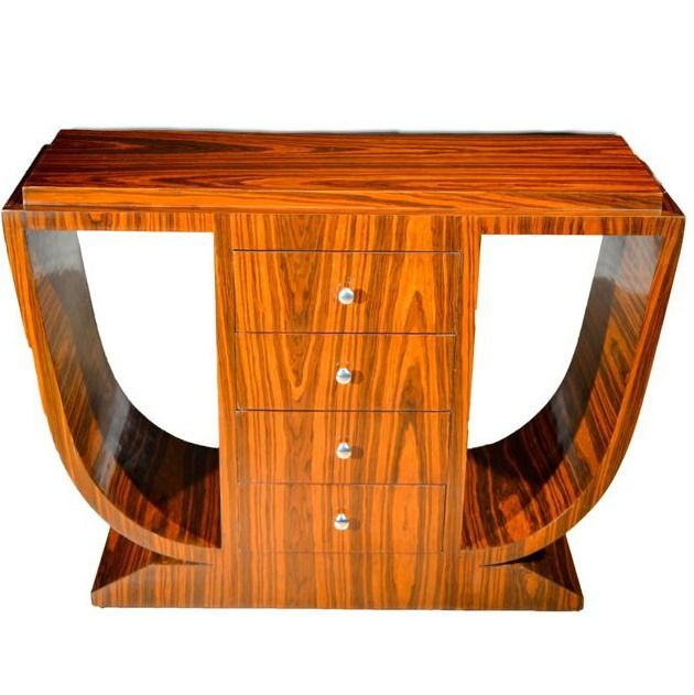 console table art deco style catawiki