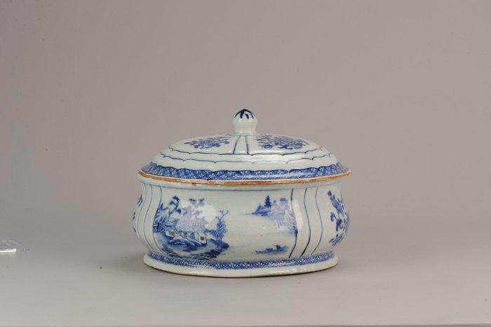 Tureen - Porcelain - Tureen + Lid - China - Qianlong (1736-1795) - Catawiki