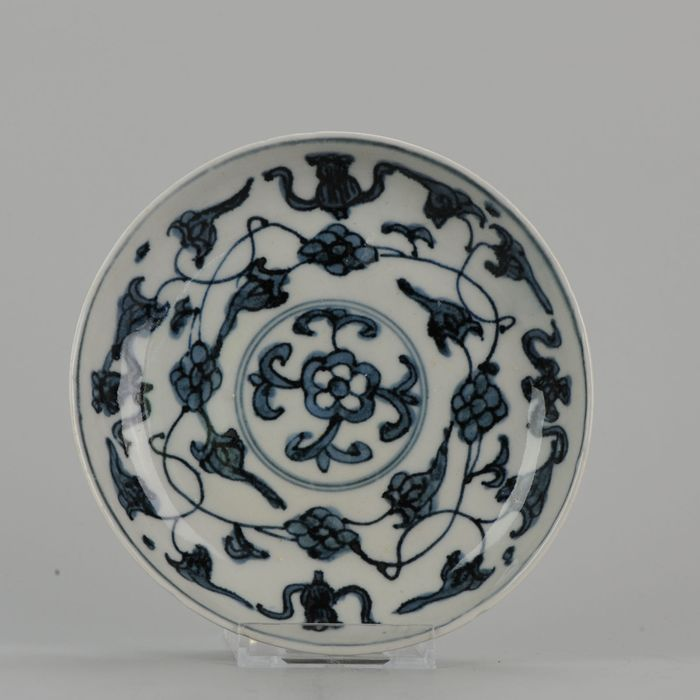 Bowl - Porcelain - Plate Ming Dynasty - China - 16th century - Catawiki