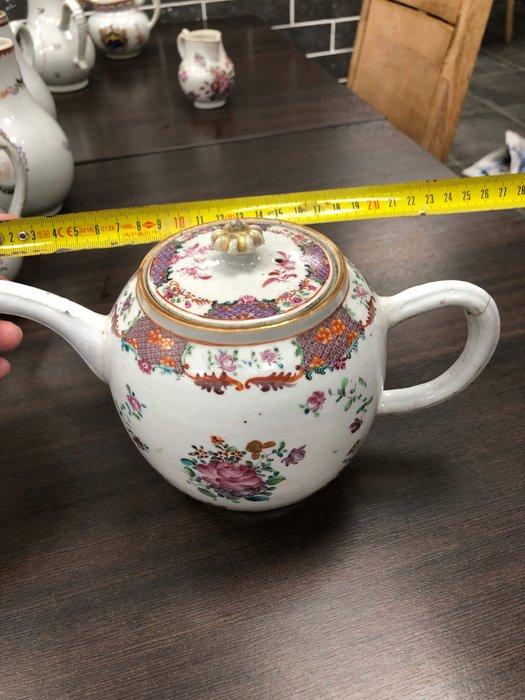 Teapot - Porcelain - China - Qianlong (1736-1795) - Catawiki