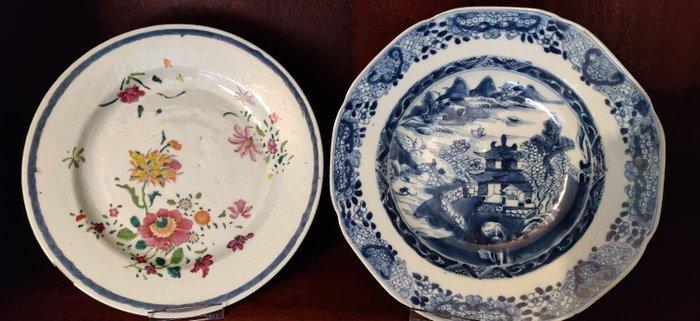 Plates - Porcelain - China - 18th century - Catawiki