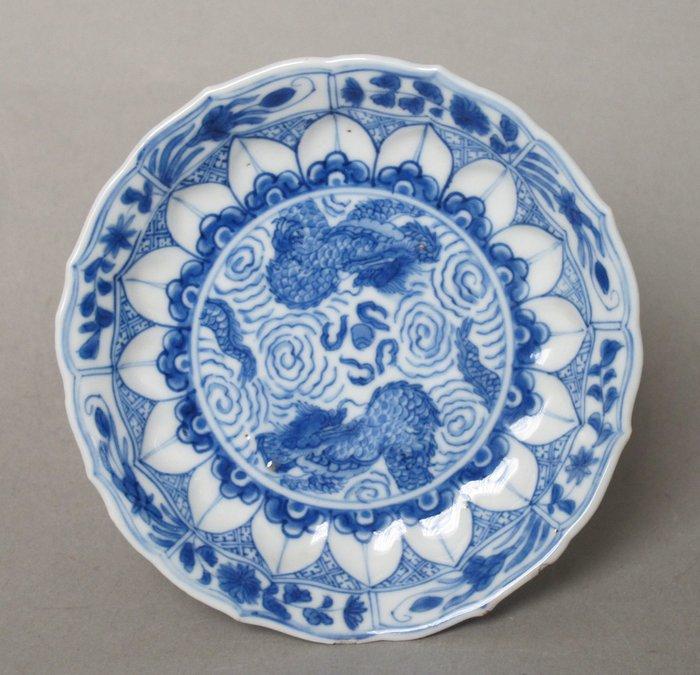 Tea tile - Porcelain - China - 18th century