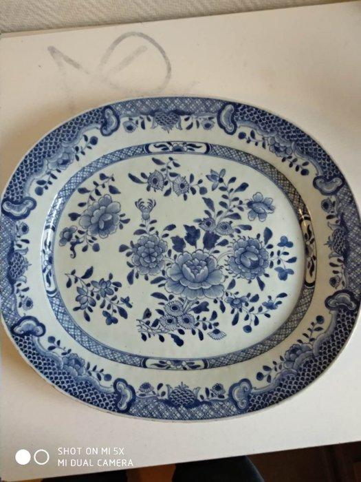 Plate (1) - Porcelain - China - 18th century - Catawiki