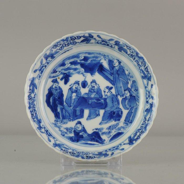 Plate - Porcelain - Antique Chinese Guangxu - Dish - Qing Dynasty - China - China - 19th century - Catawiki