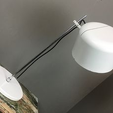 lampe de bureau vintage italienne