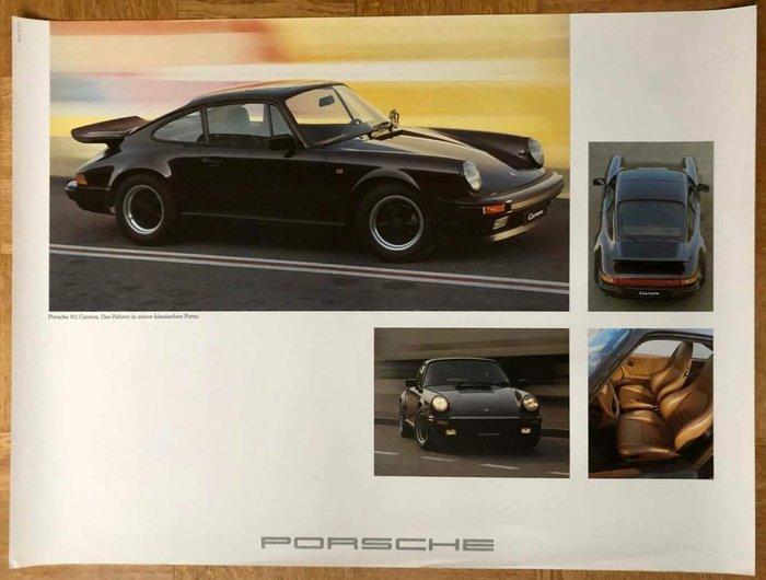 porsche 911 carrera 3 2 g modell 1983