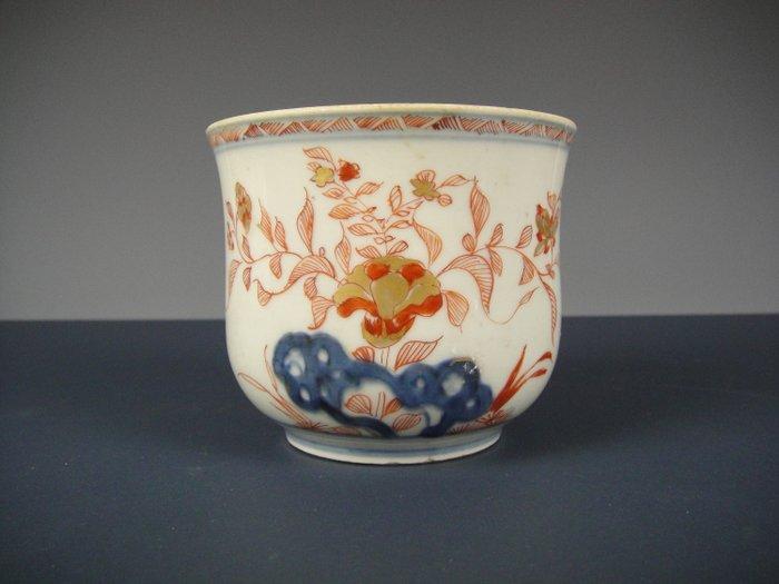 Jar - Porcelain - China - 18th century