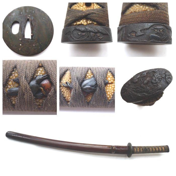 Beautiful koshirae - Mix material - Japan - Edo Period (1600-1868)