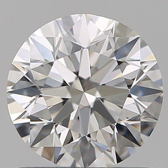 鑽石 - 0.56 ct - 明亮型 - E(近乎完全無色) - VVS2 - Catawiki