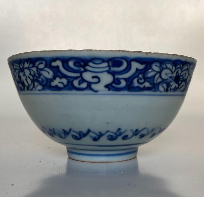 Come on - Porcelain - Fu Gui Jia Qi merk - China - Wanli (1573-1619)