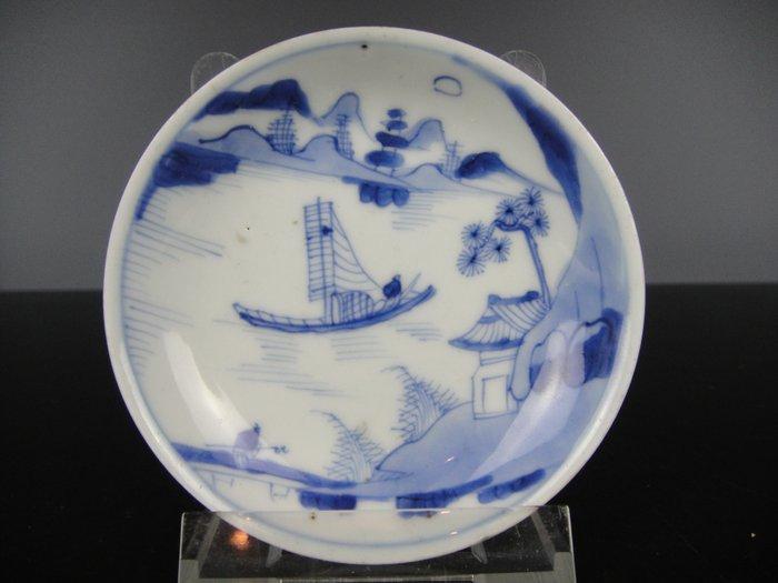 Saucer - Porcelain - China - 18th century