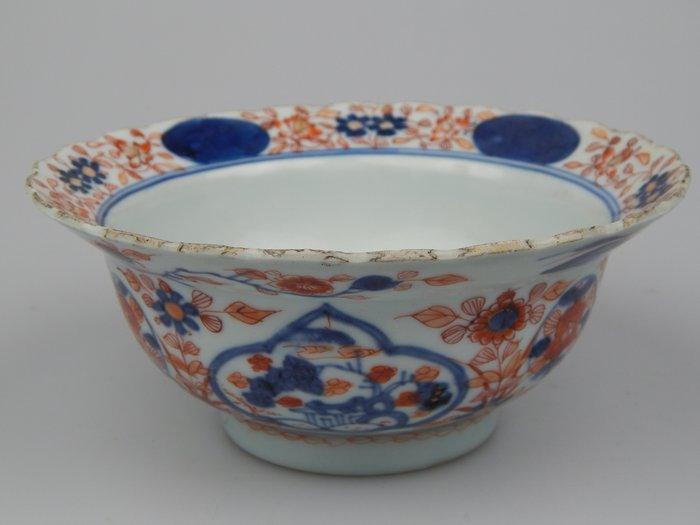 Bowl - Imari - Porcelain - China - Kangxi (1662-1722)