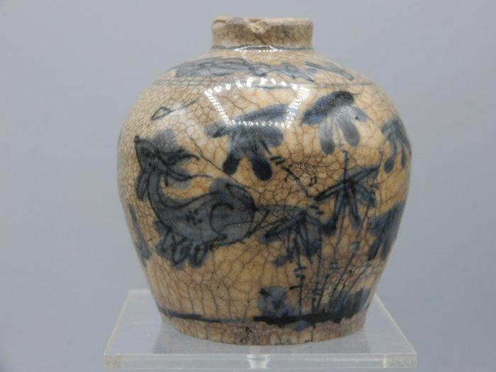 Small vase - Porcelain, Stoneware - China - Wanli (1573-1619)