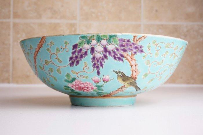 Bowl - Famille rose - Porcelain - Dayazhai - Guangxu Mark and Period - China - Guangxu (1875-1908)