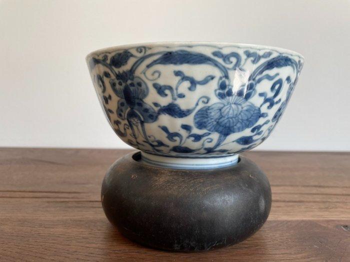 Bowl - Porcelain - China - Kangxi (1662-1722)