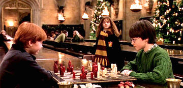 Early Harry Potter Christmas Gifts