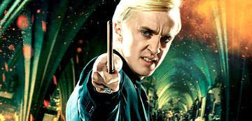 Harry Potter-Reunion with Draco Malfoy?