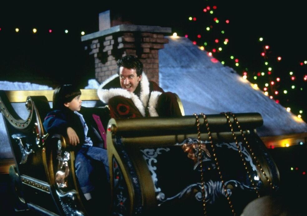 Santa Clause - Eine schöne Bescherung mit Tim Allen und Eric Lloyd