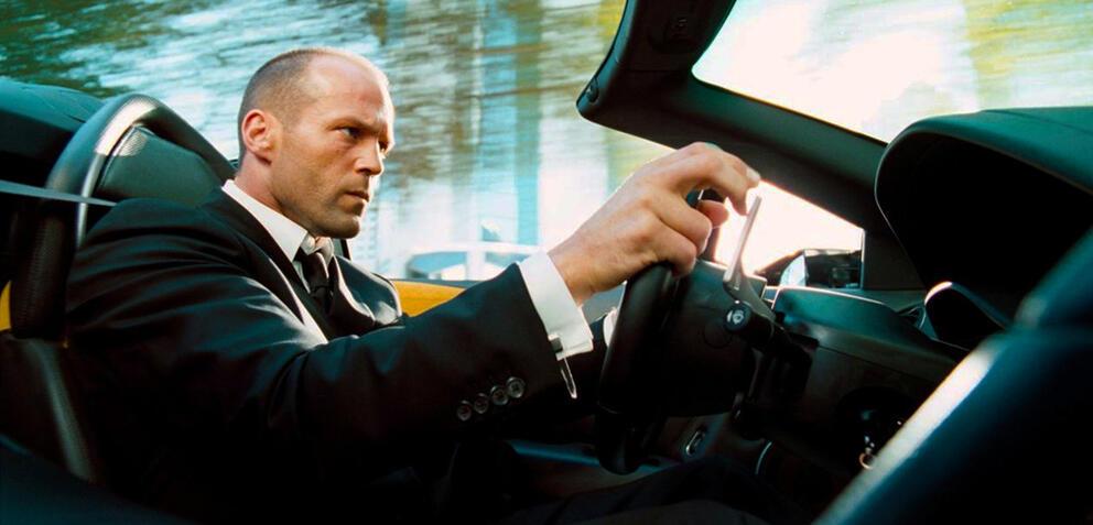 Jason Statham Transporter 1 - The Transporter Darum Hat Jason Statham Die Reihe Verlassen