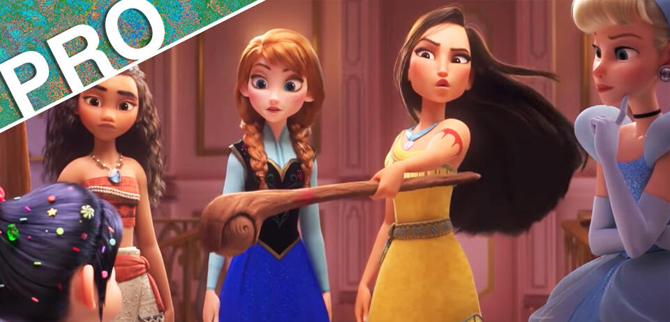 Ralph reichts 2 knnte unsere feuchten DisneyTrume wahr