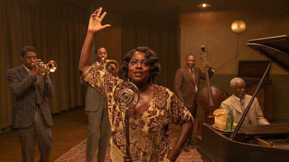 Ma Rainey's Black Bottom mit Viola Davis