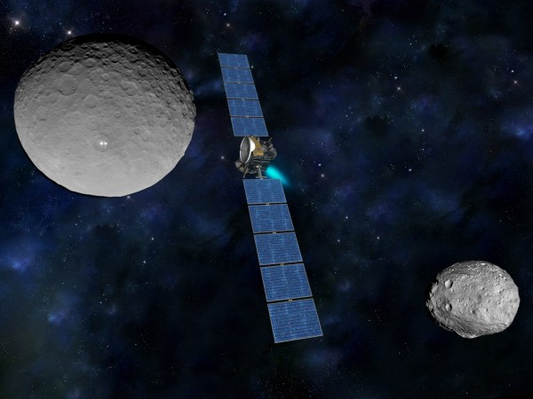 Scientists celebrate 10th anniversary of Dawn missions