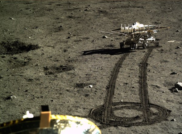 China's Yutu rover dies on the moon – Spaceflight Now