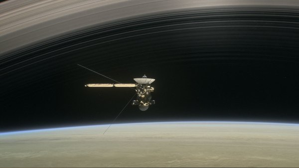 NASA counts down final month of Cassinis tour of Saturn