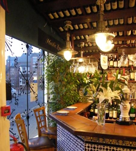 Tapas Restaurant Queens Road Leicester