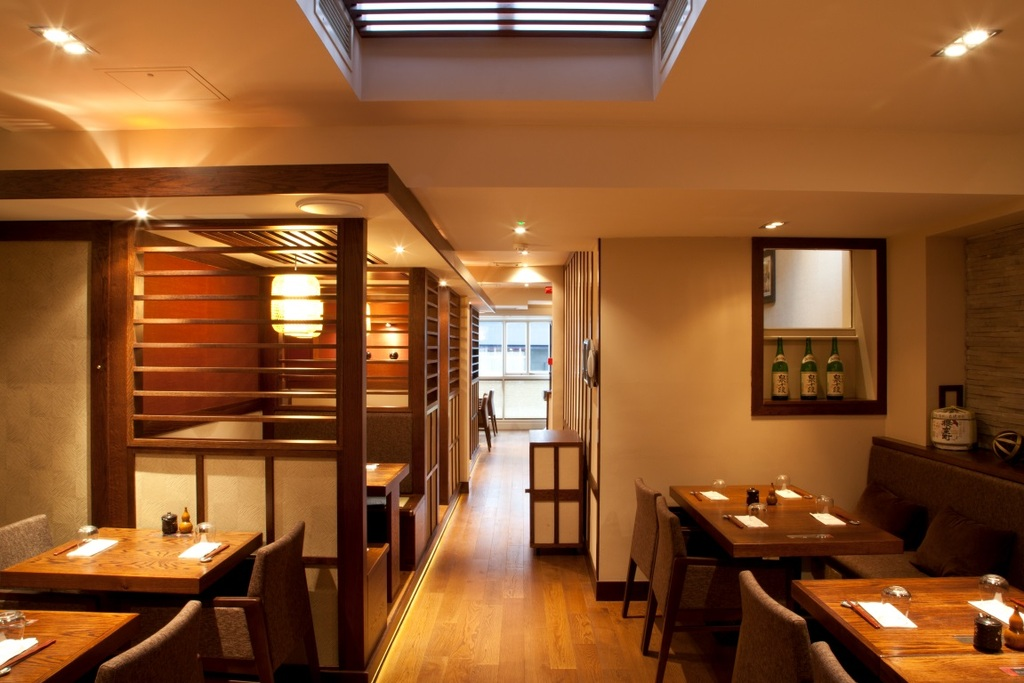 Japanese Restaurant Central London