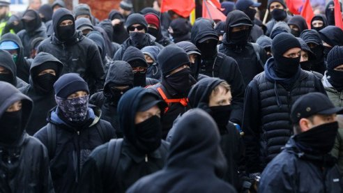 Image result for AntiFa photos