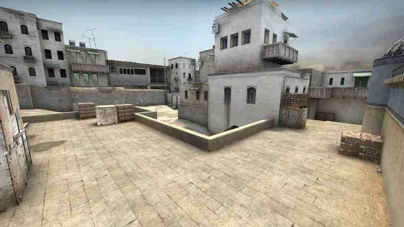 Strike Counter Map Global Offensive