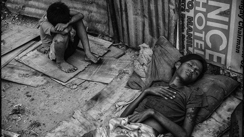 Black Sleeping White Pics And People