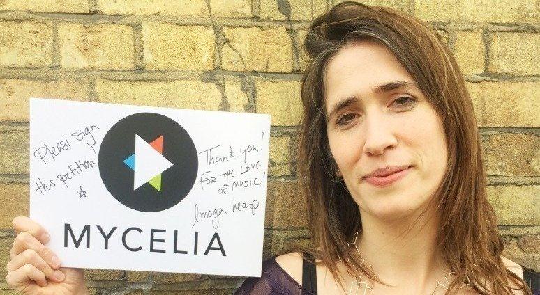 Imogen Heap - Mycelia (blockchain)