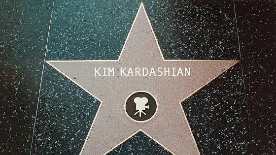 Petition Give Kim Kardashian A Star On The Hollywood