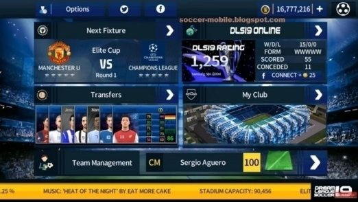 Android Game] Dream League Soccer 2019 (Compressed) | DopeArena