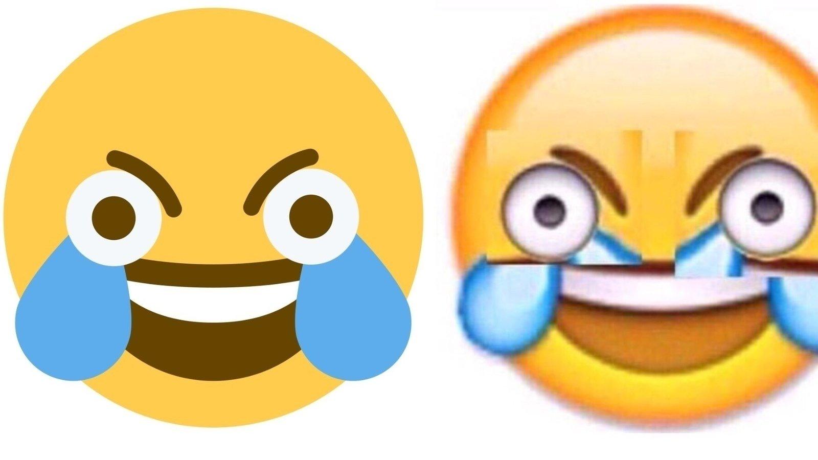Laughing Hard Emoji Facebook