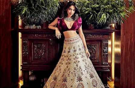 Kiara Advani Looks Like A Millennial Indian Princess!