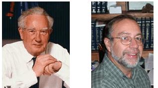 Derek H. R. BartonとStuart W. McCombie