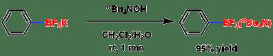 organoBF3_3